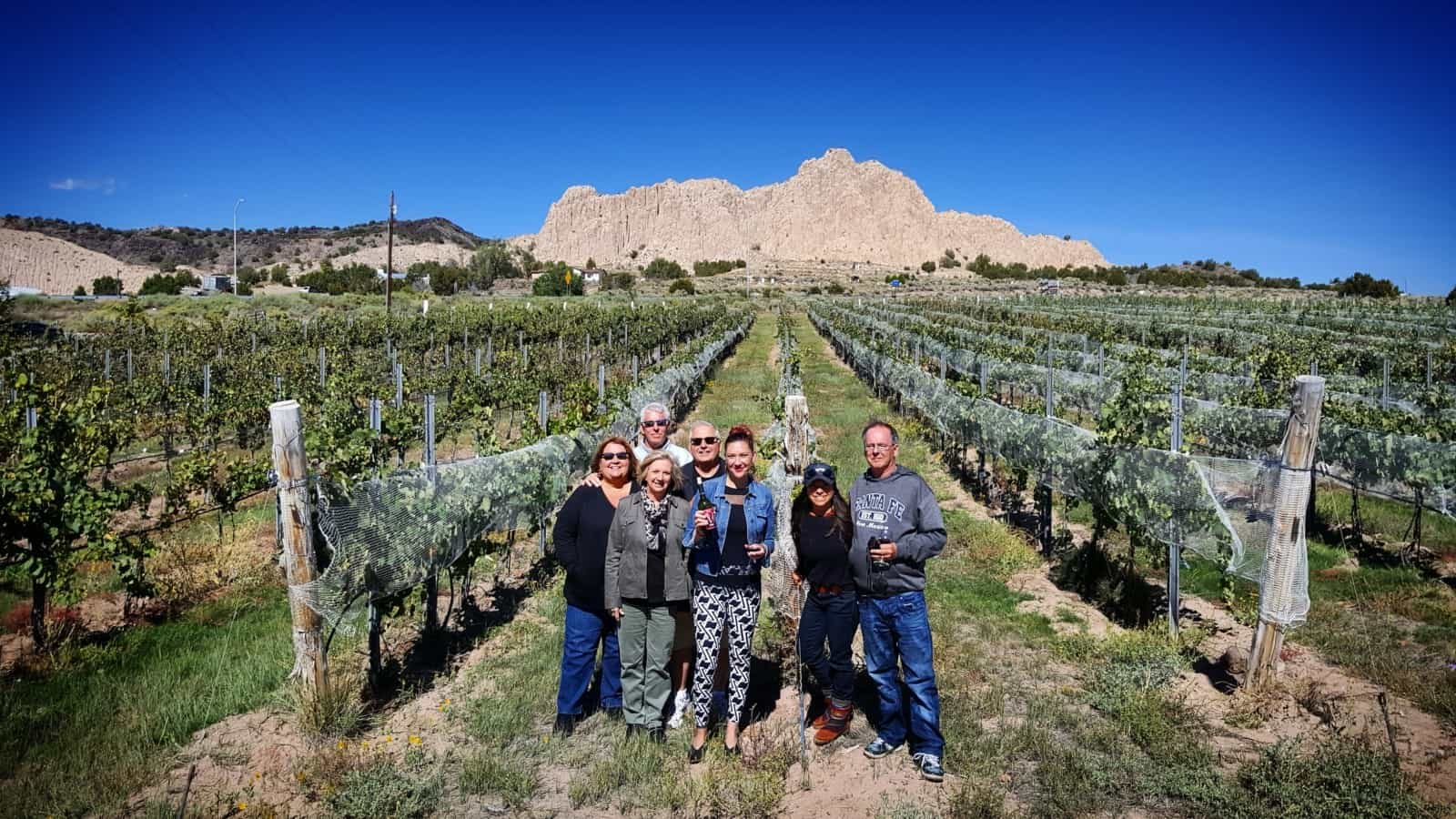 Vivac Winery Taos Day Tour